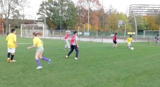 Voetbalspel 1B